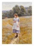 Daydreamer, 1878 Giclee Print by Helen Allingham