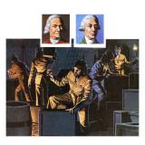 The Boston Tea Party Giclee Print by John Keay