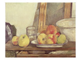 Still Life with Open Drawer Giclee Print by Paul Cézanne