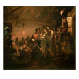The Hour of Emancipation, 1863 Giclee Print by William Tolman Carlton