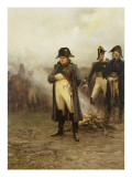 Napoleon Bonaparte, 1888 Giclee Print by Ernest Crofts