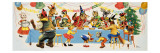 Brer Rabbit at a Party Giclee Print by Henry Fox