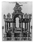 The Tomb of Elizabeth I, 1620 Giclee Print by  Dutch School