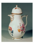 Meissen Coffee Pot, C.1740-50 Giclee Print by  German School
