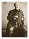 Camille Corot, C.1863 Giclee Print by  Nadar