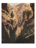 Christ in the Wilderness Giclee Print by Jack Hayes
