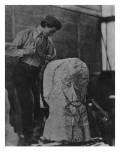 Henri Gaudier-Brzeska, C.1910 Giclee Print by  English Photographer