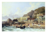 View of Ramsgate Giclee Print by Richard Hume Lancaster