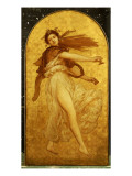 The Dance of the Cymbalists Giclée-Druck von Frederick Leighton