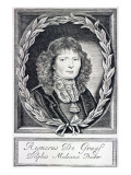 Regnier De Graaf, C.1670 Giclee Print by  Dutch School