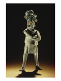 Standing Royal Figure Giclee Print by Mayan