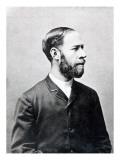 Heinrich Rudolph Hertz Reproduction procédé giclée par  German photographer