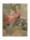 Still Life with Gladioli, 1932 Reproduction proc&#233;d&#233; gicl&#233;e par Paul Klee