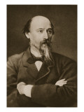 Nikolai Nekrasov Giclee Print by Ivan Nikolaevich Kramskoy