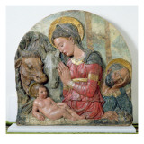 The Nativity, C.1460 Giclee Print by  Donatello