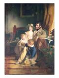 Rudolf Von Arthaber Giclee Print by Friedrich Von Amerling