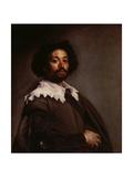 Portrait of Juan De Pareja Giclee Print by Diego Rodriguez de Silva y Velazquez