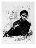 Dmitry Filosofov Giclee Print by  Serov