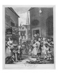 Times of the Day, Noon, 1738 Giclee Print by William Hogarth