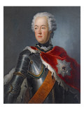 Prince Augustus William Giclee Print by  Pesne