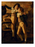 The Allen Brothers Giclee Print by Sir Henry Raeburn
