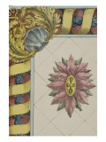 Ornate Border Design Giclee Print by Nathaniel Whittock