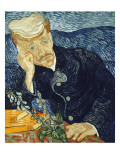 Portrait of Dr. Gachet Giclee Print by Vincent van Gogh