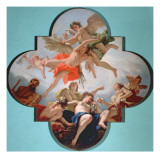 The Punishment of Cupid Giclee Print by Sebastiano Ricci