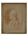 Wilhelm Friedrich Bach, 1782 Giclee Print by P. Guelle or Gulle