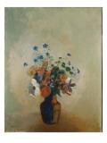 Wild Flowers, C.1902 Giclee Print by Odilon Redon