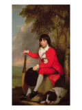 Portrait of Master Day Giclee Print by Gilbert Stuart