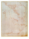 Inv. 1859 6-25-560/2. R. Giclee Print by  Michelangelo Buonarroti