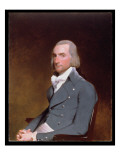 Portrait of John Jacob Astor Giclee Print by Gilbert Stuart