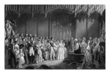 Marriage of Queen Victoria Giclee Print by Sir George Hayter
