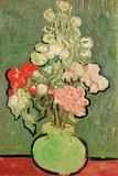 Ramo de Flores, 1890 Lámina giclée por Vincent van Gogh