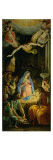 The Adoration of the Shepherds Giclee Print by Federico Zuccaro