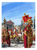 Roman Legionnaires Giclee Print by Payne 
