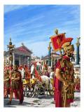 Roman Legionnaires Giclee Print by  Payne