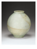 Moon Jar, Choson Period Giclee Print by  Korean School
