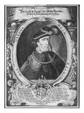 Portrait of Henry the Younger Giclee Print by  German School