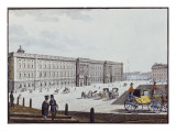 The Royal Castle, Berlin Giclee Print by F.A. Calau