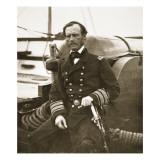 Admiral John A. Dahlgren Giclee Print by Mathew Brady