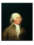 Portrait of John Adams, C.1793 Giclee Print by John Trumbull