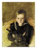 Portrait of Caspar Goodrich Giclee Print by John Singer Sargent