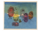 Small Children, 1929 Giclee Print by Paul Klee