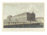 The Opera House, Berlin Giclee Print by Rosenberg 