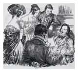 Honore De Balzac, 1974 Giclee Print by  English School