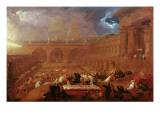 Belshazzar's Feast, 1820 Giclee Print by John Martin