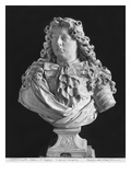 Bust of Louis De France Giclee Print by Antoine Coysevox