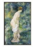 Standing Bather, 1887 Giclee Print by Pierre-Auguste Renoir